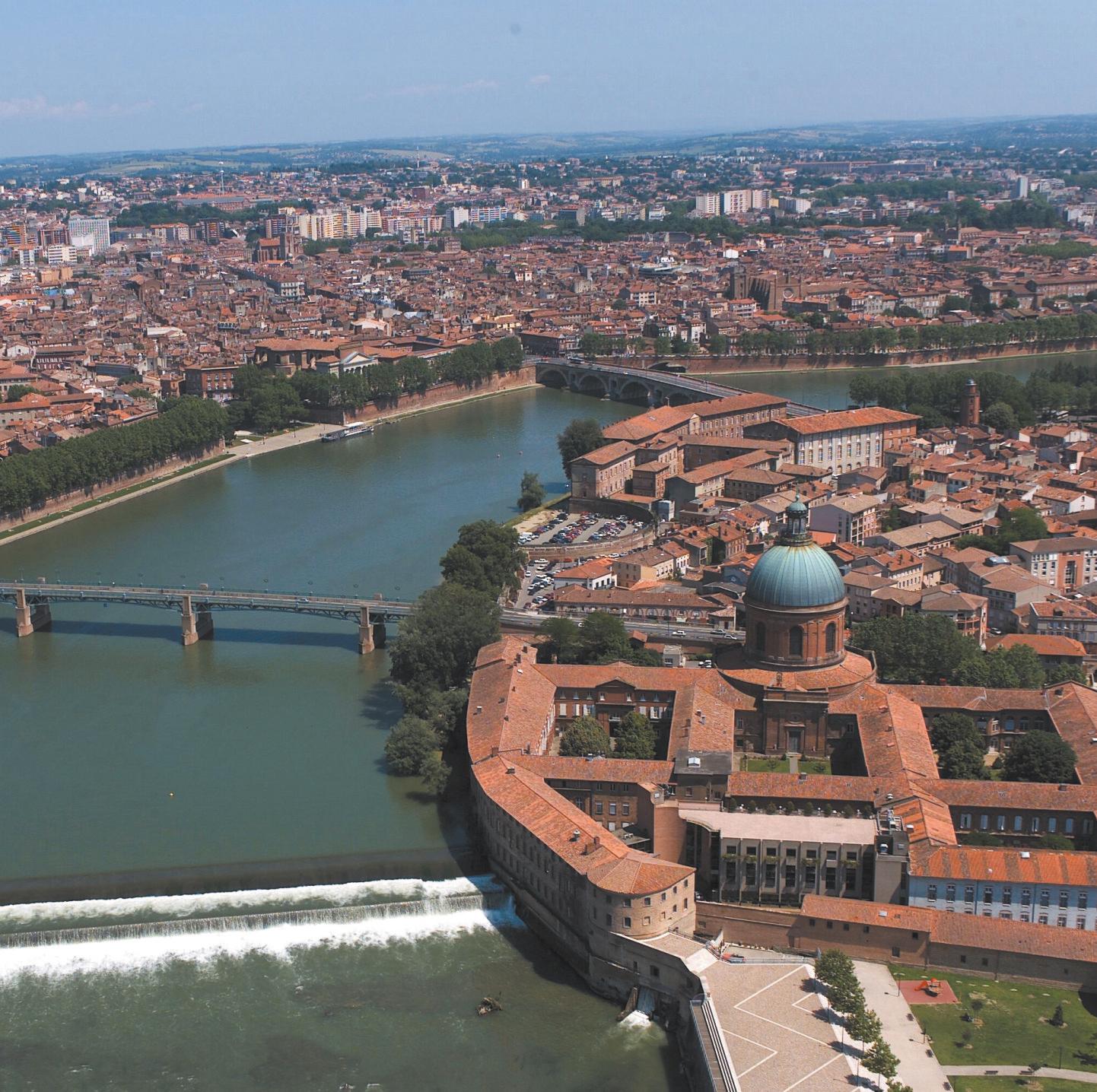 Toulouse, une belle constance et des projets porteurs. 2ème ville où investir en 2014