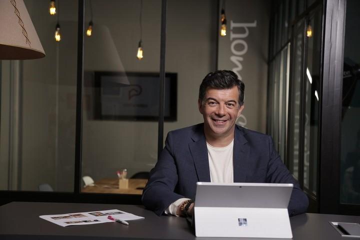 Interview : Stéphane Plaza, un agent immobilier qui vous vend du bien