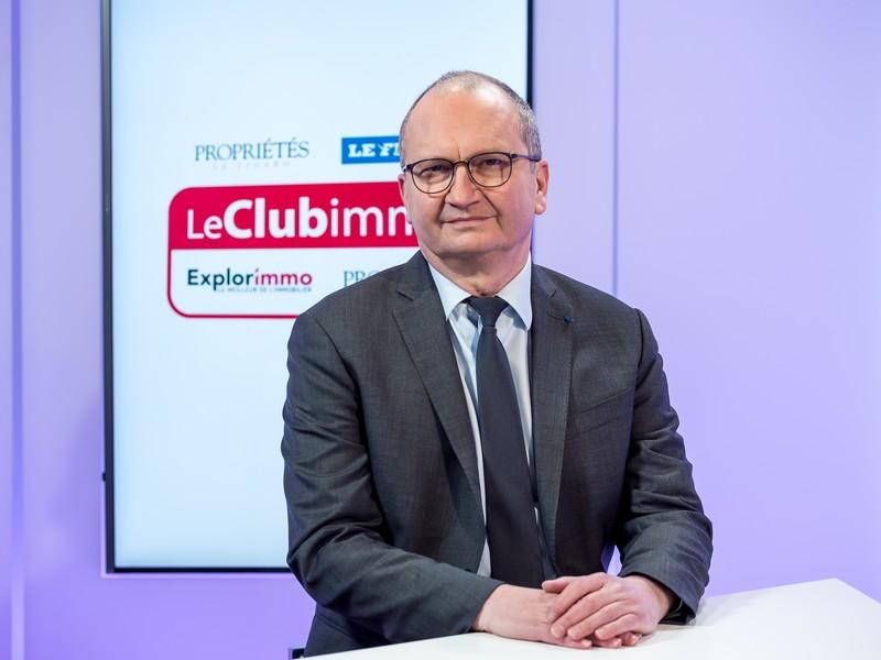 """Jacques Chanut : """"Attention à ne pas casser ce qui fonctionne"""""""