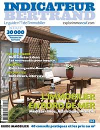 Un bien immobilier neuf le long de la Méditerranée
