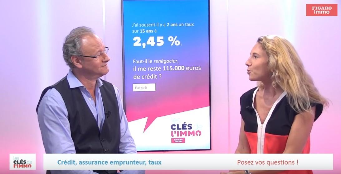 [VIDEO] Crédit, taux, assurance...les questions autour du financement