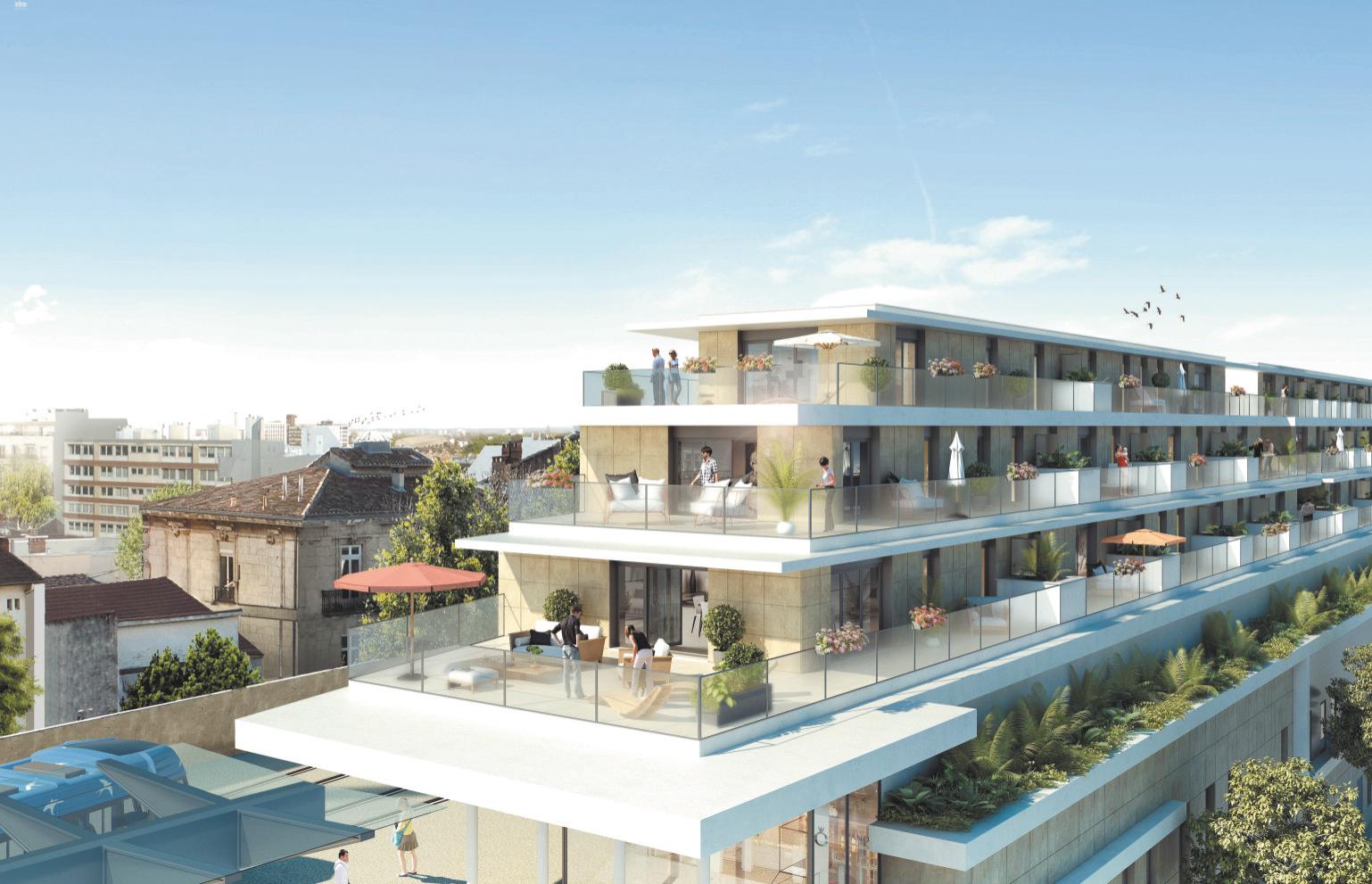 Une offre de logements très variée à Montpellier