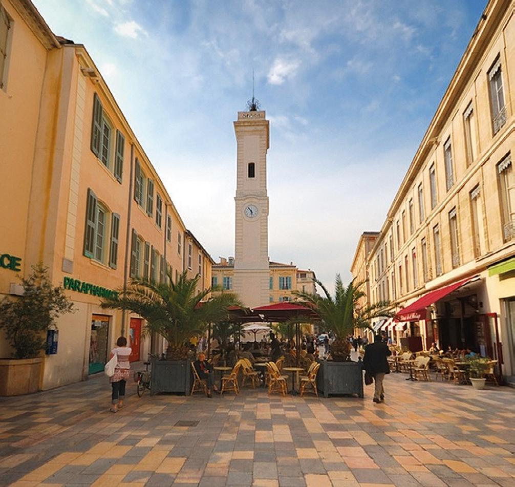 Languedoc-Roussillon : une retraite ensoleillée
