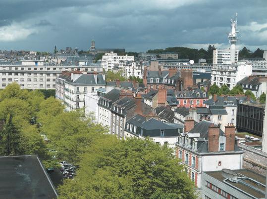 Saint-Malo et Rennes