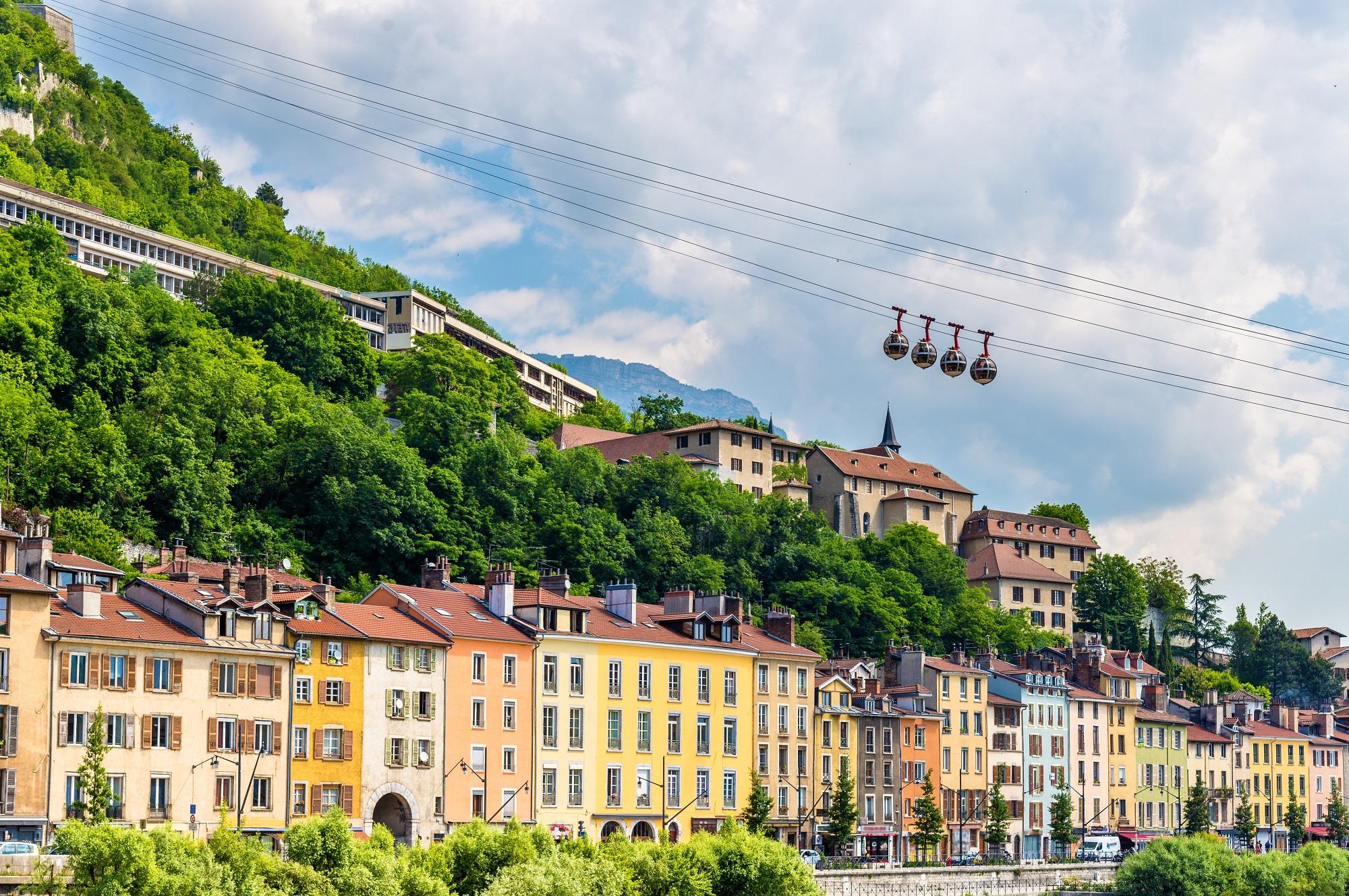 Grenoble, cité prometteuse