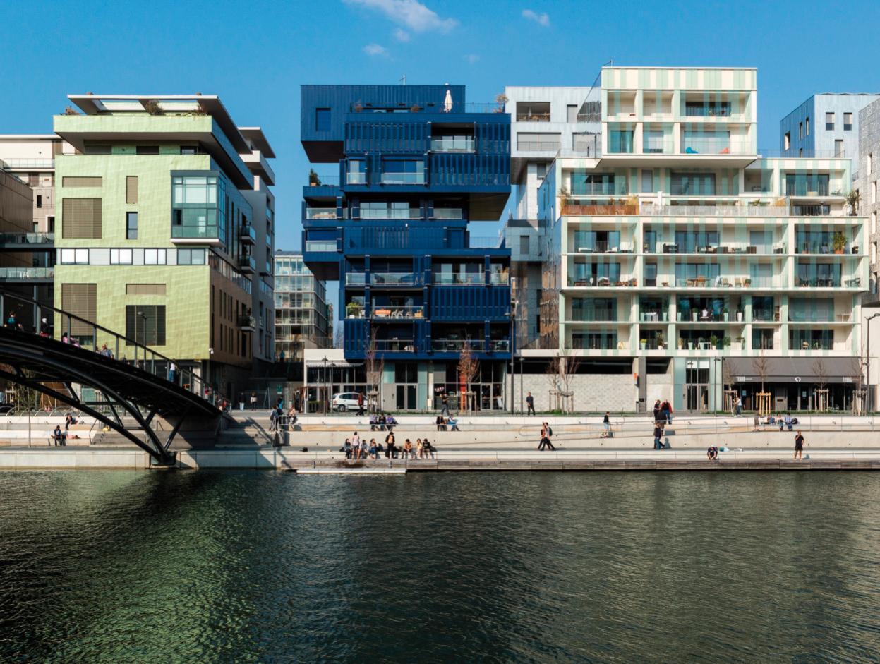 Lyon, 5ème ex æquo au palmarès des villes où investir