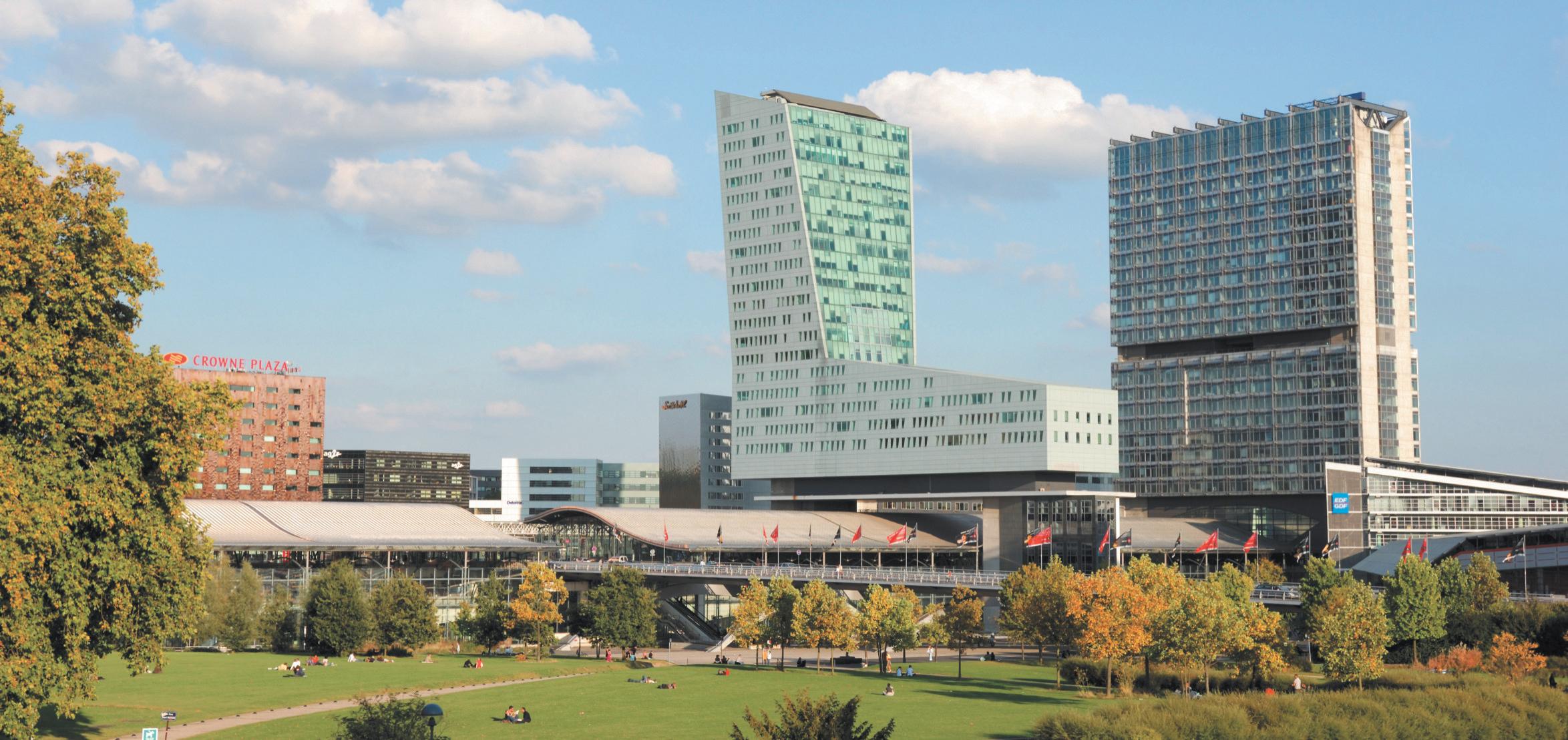 Lille, une superbe remontée, 4e ville où investir