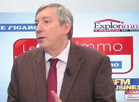 """Michel Mouillart : """"Il y aura encore de bonnes conditions de crédit en 2014"""""""