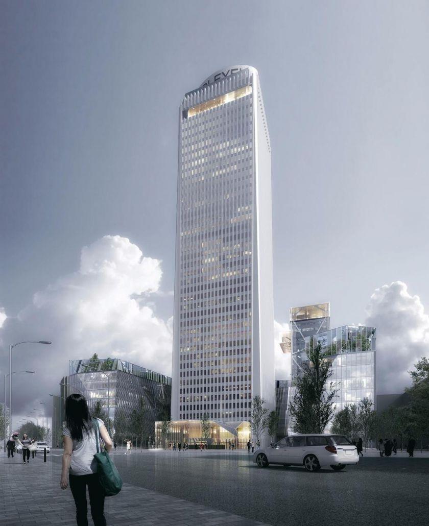 Saint-Denis : la tour Pleyel sera transformée en hôtel