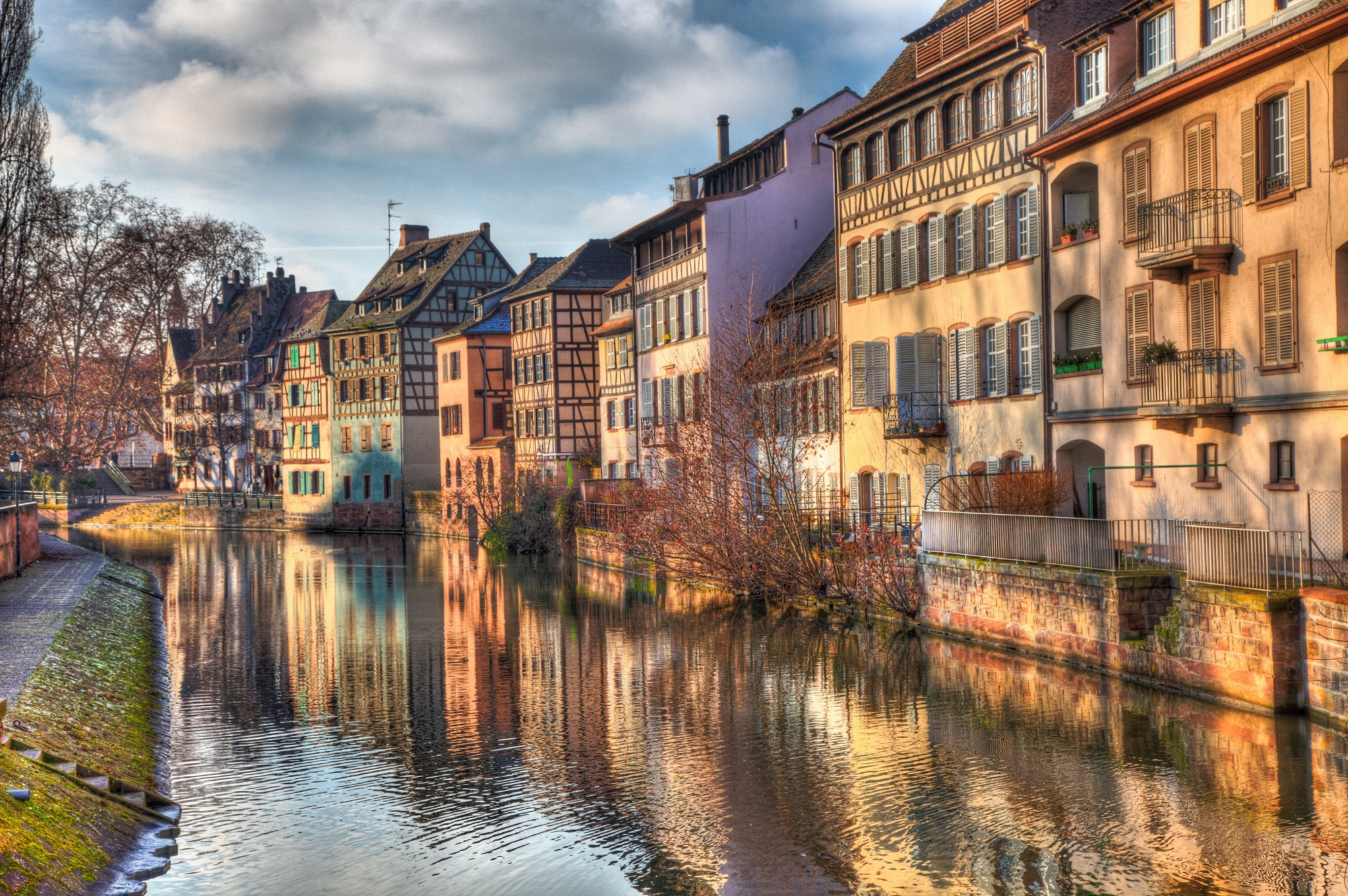 Strasbourg gagne du galon