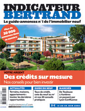 5400 €/m2 atteints dans le centre de Toulouse