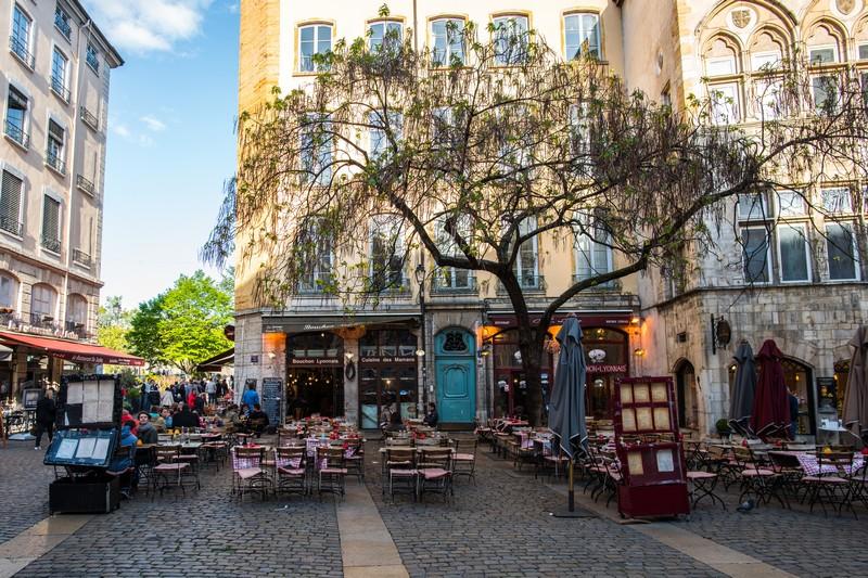 Lyon : les quartiers touristiques ont la cote
