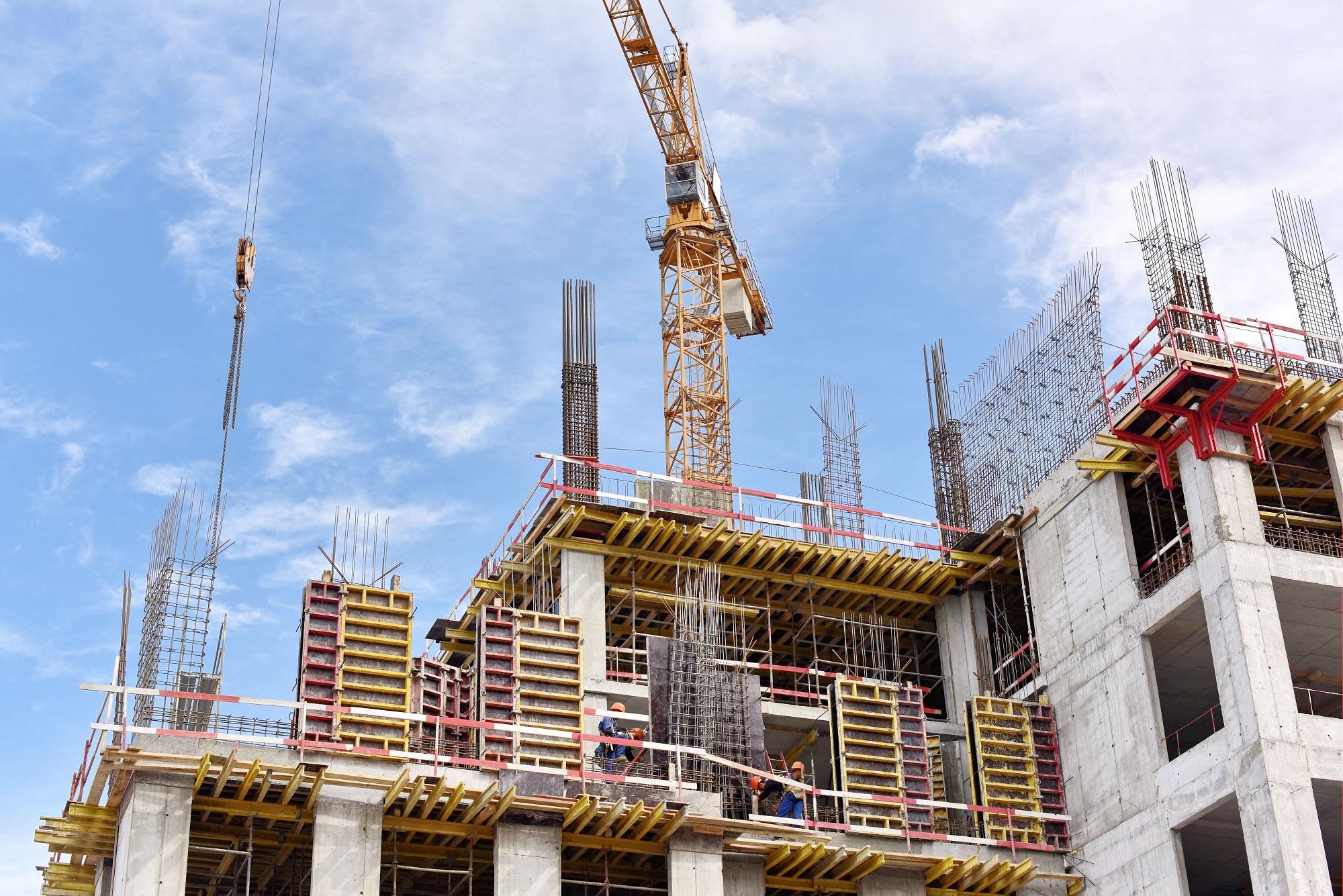 Les ventes de logements neufs toujours au top en Île-de-France