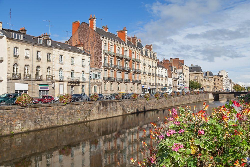 Rennes, en pleine transformation