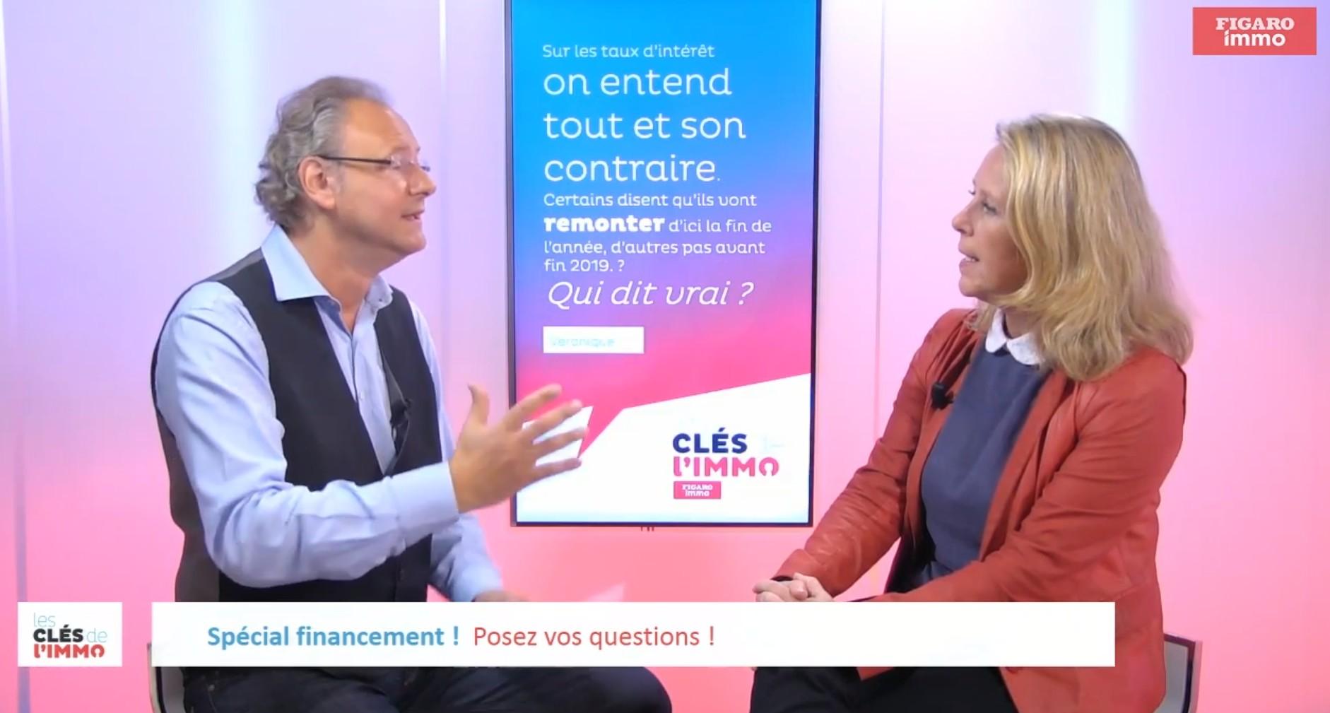 VIDEO Les Clés de l'IMMO // Spécial financement