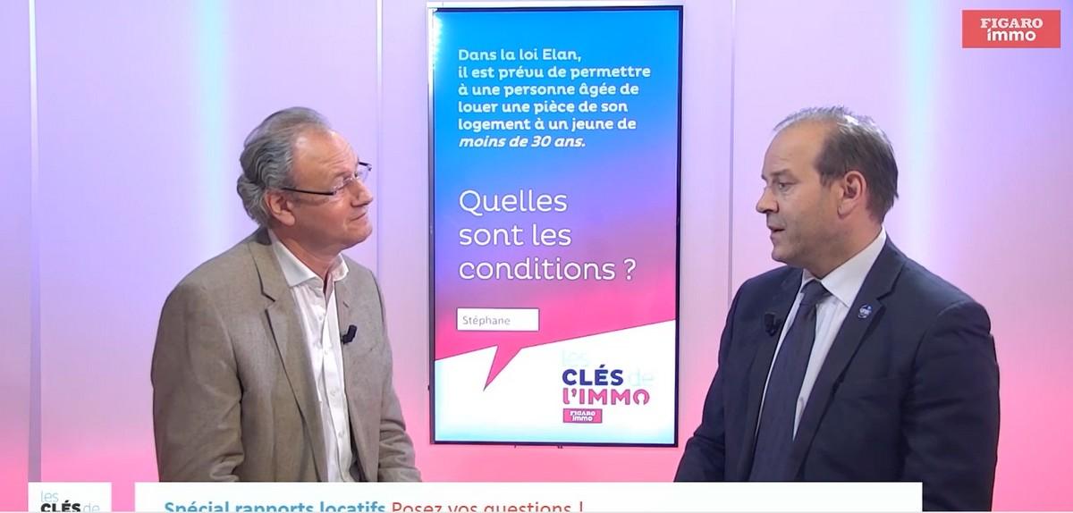 Vidéo Les Clés de l'Immo : rapports locatifs