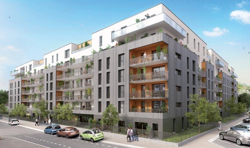 Près de Lille, la Madeleine se convertit aux logements connectés