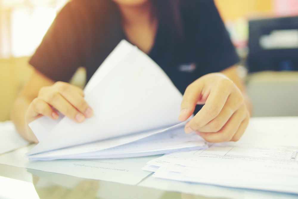 Un acheteur doit lire le règlement de copropriété