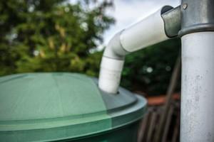 Comment installer un système de récupération d'eau de pluie ?