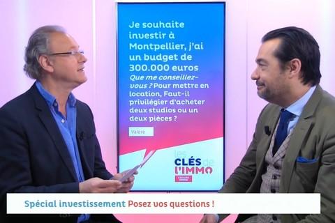 Vidéo Les Clés de L'Immo : conseils pratiques pour investir