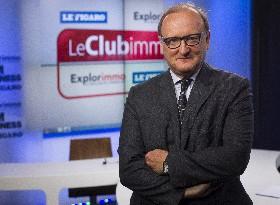 """Olivier de la Roussière : """"L'immobilier doit regagner la confiance"""""""