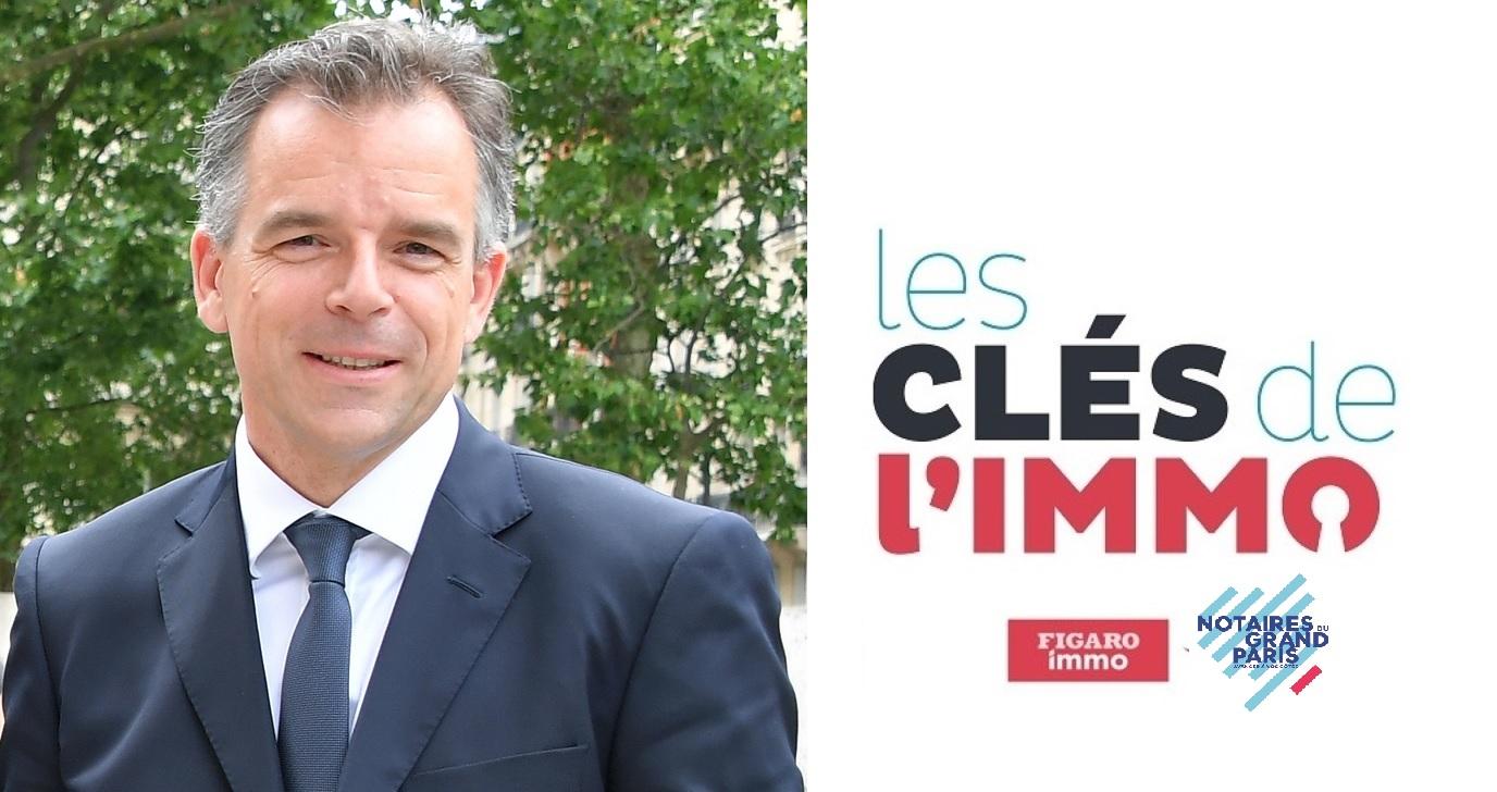 [Live] Stéphane Adler est l'invité des Clés de l'immo vendredi : posez vos questions !