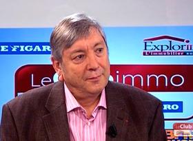 Michel Mouillart : « Les conditions de crédit resteront très bonnes en 2013 »
