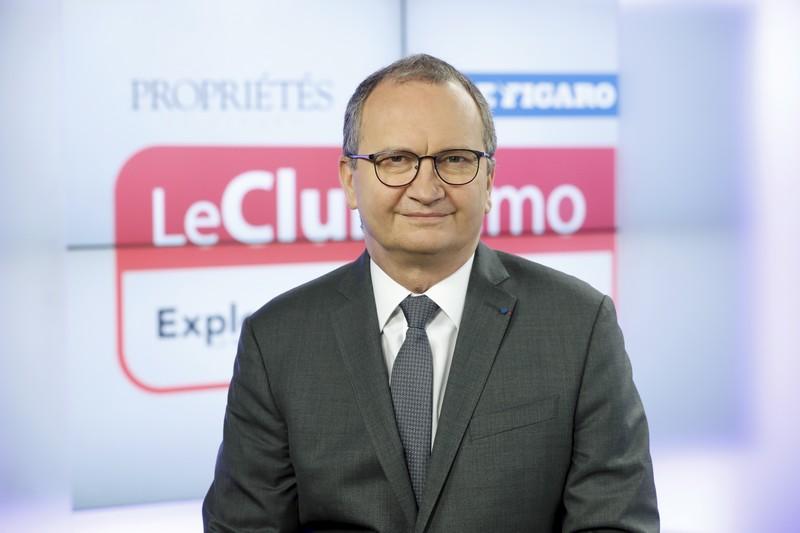 """Jacques Chanut : """" Il faut construire plus et réhabiliter"""""""