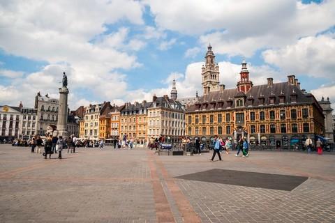 Lille, une ville à fort potentiel pour investir dans la pierre