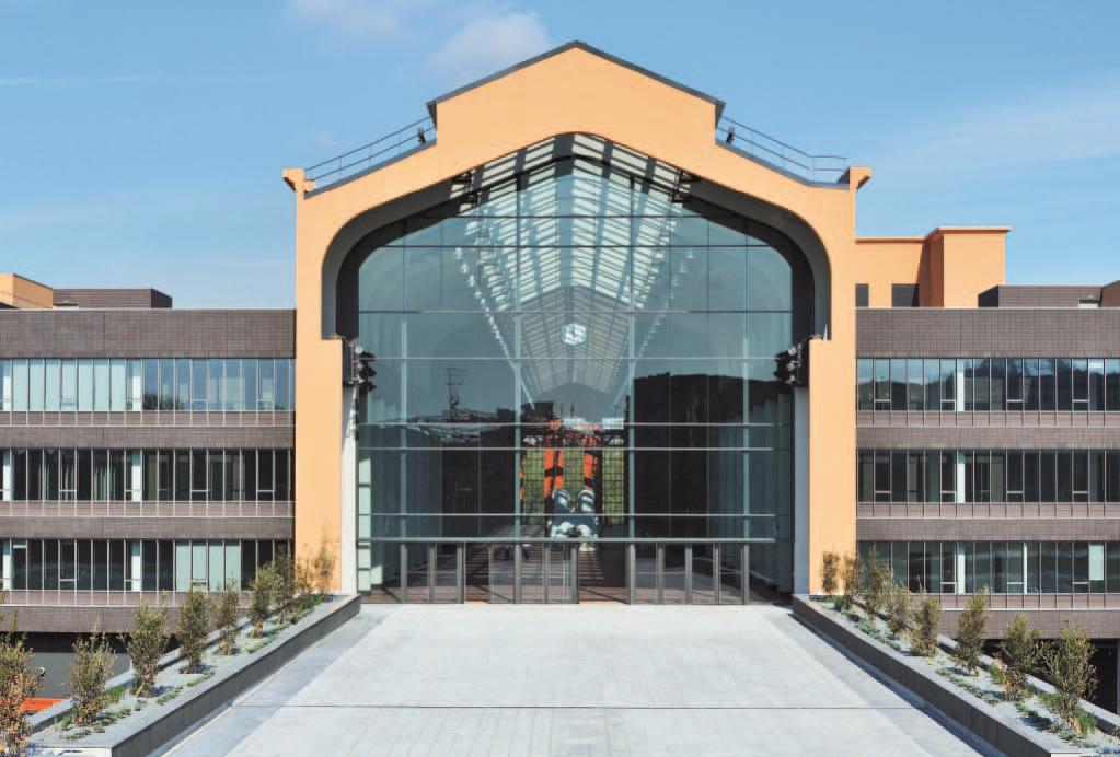 La nouvelle Cité du Cinéma ouverte à Saint-Denis