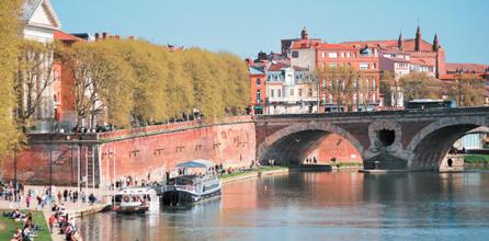 Toulouse, la vie en rose, 1ère ville où investir en 2015
