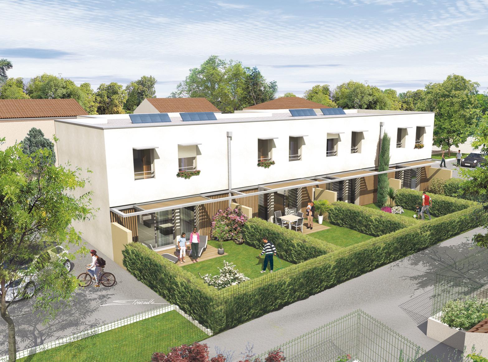 L'accession sociale avec Grand Lyon Habitat