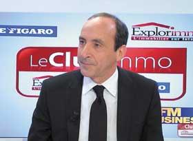 Philippe Plaza : « Il faut libérer du foncier et stabiliser la fiscalité »