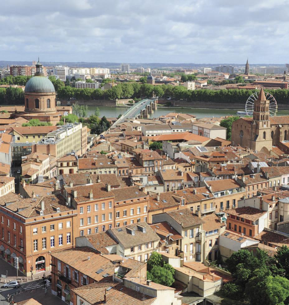 Toulouse, 6ème au classement 2012 du meilleur investissement immobilier neuf