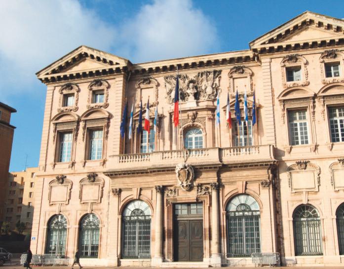 Les autres candidats à Marseille