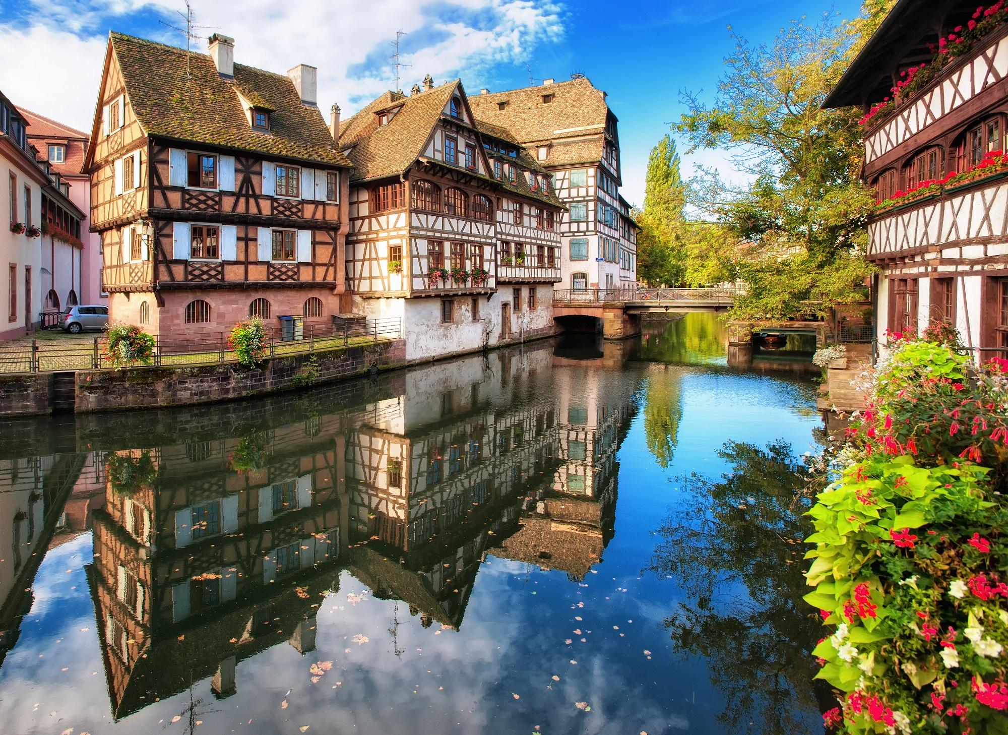 Strasbourg, la cosmopolite