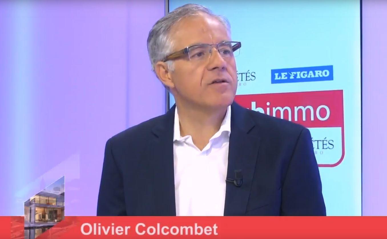 """Olivier Colcombet : """"Dans l'immobilier, la valeur verte devient un enjeu"""""""