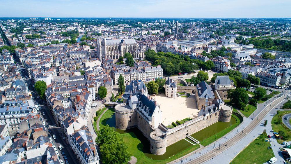 Nantes, en pointe sur l'Arc atlantique