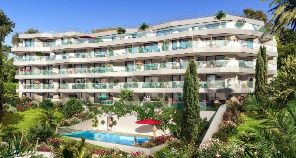 Blue Bay : une résidence de rêve en plein Nice