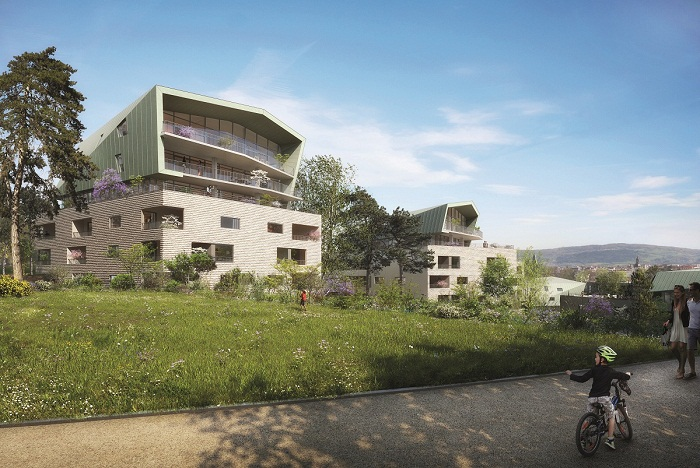 Trésum : le projet immobilier haut-de-gamme d'Annecy