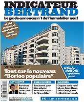 Un appartement neuf à l'île Saint-Denis : le village