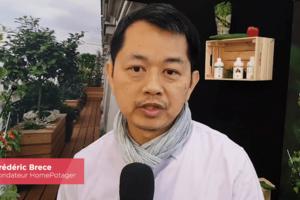 Cultiver fruits et légumes sur son balcon - interview de HomePotager