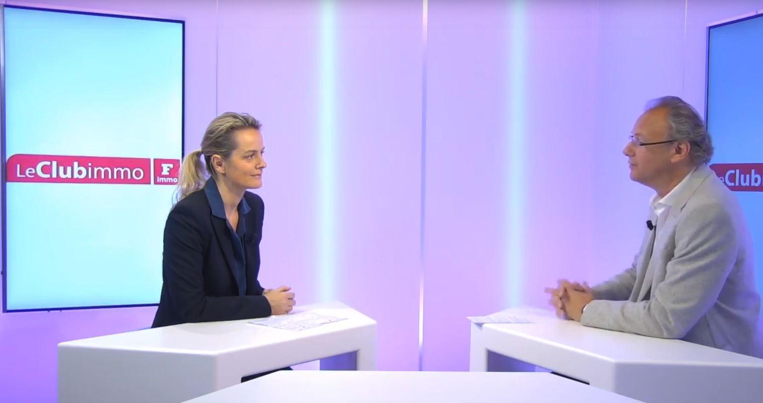"""Cécile Maisonneuve """"L'Europe doit relever le défi du logement abordable"""""""