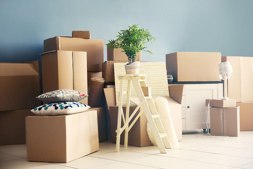 Déclaration de dégâts lors d'un déménagement