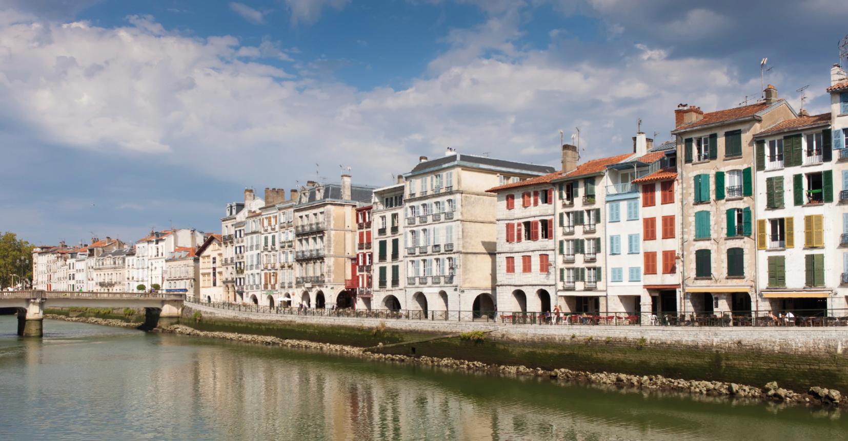 Le marché des Landes et du Pays basque