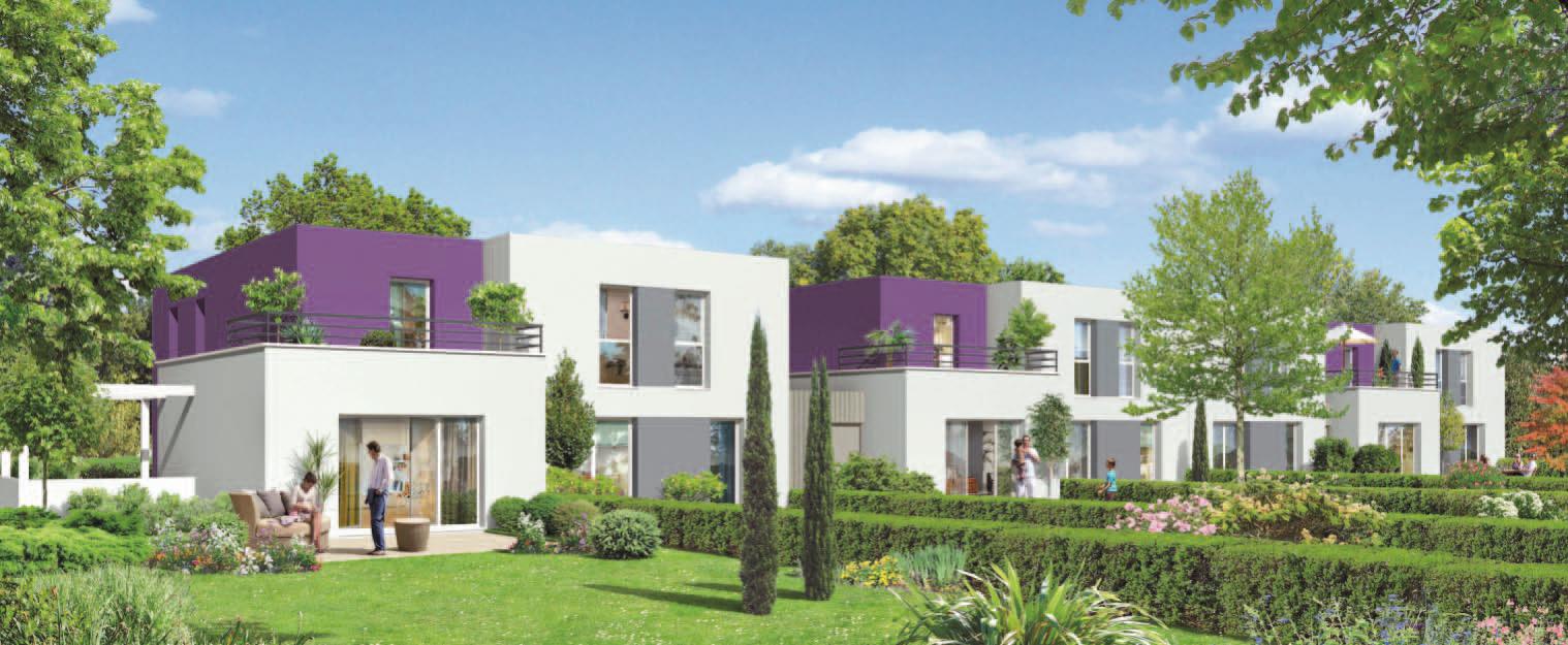 Nantes, une ville irriguée de logements neufs