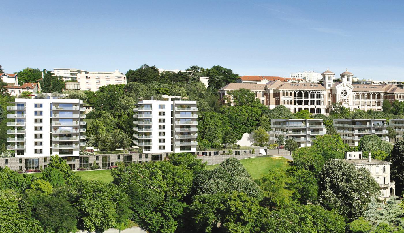 Grenoble, Lyon et le label écoquartier