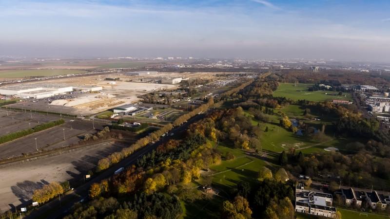 Aulnay-sous-Bois : du neuf dans la reconversion des terrains PSA