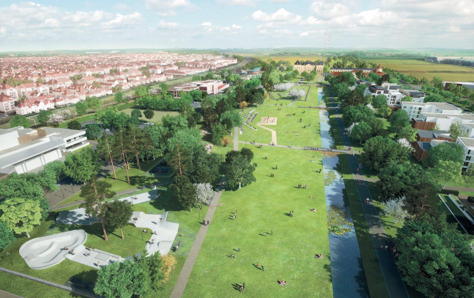 Objectif : 70 000 logements neufs par an