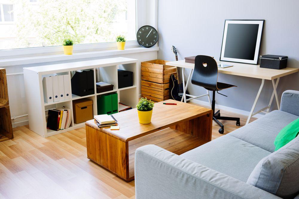 Petites surfaces : ces astuces pour bien meubler votre appartement
